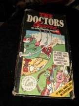 1990 PARADIGM THE DOCTORS GAME IN ORIGINAL BOX CARDS COMPLETE